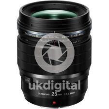 Olympus M.Zuiko ED 25mm f1.2 Pro Lens