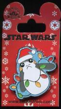 Holiday Christmas Lights Porg Star Wars Disney Pin 131886