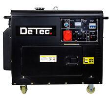 Diesel Stromerzeuger 5KW Stromaggregat mit 400V Starkstrom Generator und E-start