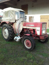IHC 353S Traktor (EZ:1972) mit Wagen