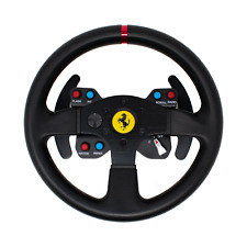 Thrustmaster Ferrari 458 Challenge Steering Racing Gaming Wheel Add-On PC PS3