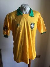 MAGLIA CALCIO BRAZIL 10# FOOTBALL SHIRT JERSEY BRASILE TUK'S SPORTS REPLICA