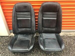 1970-1981 Firebird Trans Am Bucket Seats Need Upholstered LOCAL PICKUP TAMPA, FL