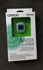 Omron Alvita Wireless Activity Tracker Bluetooth - Model HJ-327T