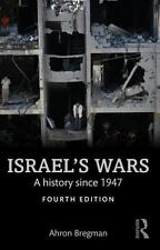Warfare and History: Israel's Wars : A History Since 1947 by Ahron Bregman...