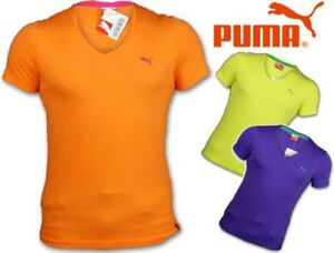 Mens T Shirt Puma Designer Stripe Print Slim Short Sleeve Top Casual Fashion