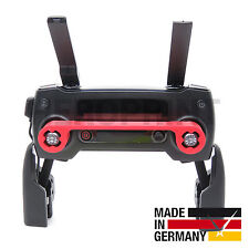 DJI MAVIC PRO - Transport Clip Controller Stick Thumb Fernbedinung RED
