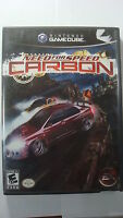 Need for Speed: Carbon (Nintendo GameCube, 2006)