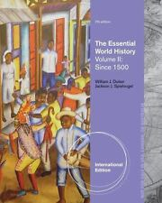 The Essential World History Vol. II 978-1-133-93477-6 USED - ACCEPTABLE