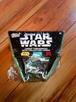 STAR WARS COLLECTOR CARDS  TOPPS CANDY CONTAINERS SEALED 1995 WACKY WORKSHOP