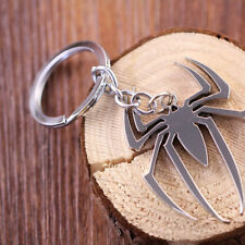1x Anime Figure The Avengers Marvel Character Spiderman Keychain Keyring Keyfob