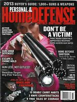 Personal And Home Defense Magazine Shotguns Road Rage Survival Tactics Ammo 2013