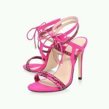 Kurt Geiger 100% Leather High (3-4.5 in.) Women's Heels