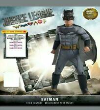 Justice League Movie - Batman Deluxe Child Costume S. USED