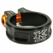 KCNC SC11 Seat Post Clamp 7075 Alloy , 31.8mm , Black
