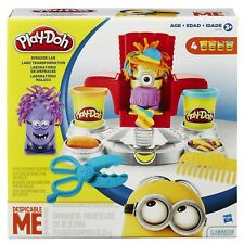 Play Doh Minions Disguise Lab Haircut Boy Girl Kids Toddler Gift Despicable New