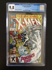CGC 9.8 Uncanny X-Men 285 White Pages - Free Shipping