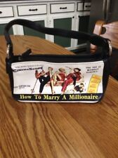 How to Marry a Millionaire Marilyn Monroe Betty Grable Lauren Bacall Hand Bag
