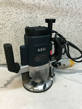 "AEG OF2050E 1/2"" COLLET ROUTER. 110V"