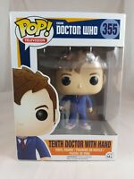 Television Funko Pop - Tenth Doctor with Hand - Doctor Who - No. 355