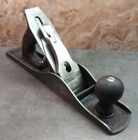 Stanley Bailey No. 5 Corrugated Bottom Jack Plane - USA carpentry tool