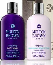 MOLTON BROWN SET YLANG YLANG BATH&SHOWER GEL + NOURISHING BODY LOTION 300ML EACH