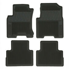 NEW 2008-2013 Nissan Rogue All Weather Rubber Front & Rear Floor Slush Mats Set