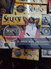 20-21 NBA Panini Select Basketball Brand New Factory Sealed Mega Box