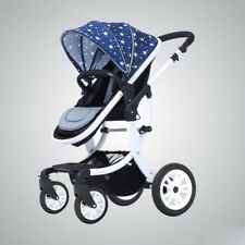 CoBaby Luxury Baby Stroller, 2 in 1, Bidirectional with Shock Absorber