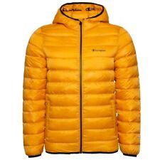 Champion Hooded Jacket Herren Outdoor Jacke Kapuzen Winterjacke 214869-OL012