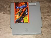 Shockwave Nintendo Nes Cleaned & Tested Authentic