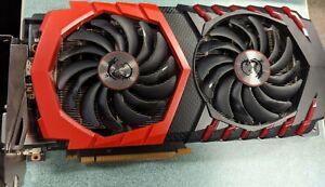 MSI GeForce GTX 1060 6GB GDDR5 Graphics Card (GTX 1060 GAMING X 6G)