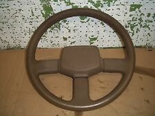 1990 ISUZU TROOPER STEERING WHEEL HORN BUTTON 1989 1991 2.6L 5 SPD 4X4 AC