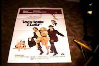 ONLY WHEN I LARF ORIG MOVIE POSTER 1969