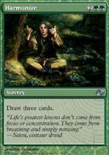 Green Uncommon MTG: Harmonize Eternal Masters EMA Magic Card