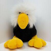 "Zak Ganz Bros Heritage Collection Bald Eagle Baby Bird 15"" Vintage Plush 1989"