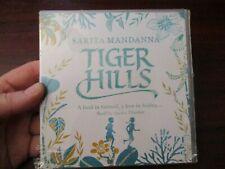 Sarita Mandanna Tiger Hills  Audio Book CD  (NEW)