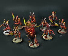 Bloodletters daemons of Khorne - age of sigmar ** COMMISSION ** painting