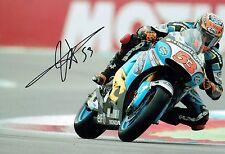 Esteve Tito RABAT Signed Photo AFTAL Autograph COA Marc VDS Honda Rider MOTOGP