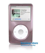 Transparent Remix iPod Case for iPod Classic 7th Gen 80GB/120GB/160GB Pink NEW