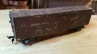 G5 HO Scale TRAIN CP CANADIAN PACIFIC Horn Hook VINTAGE spans the world brown
