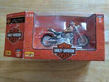 Harley Davison Collectible Motor Cycle Heritage Softail