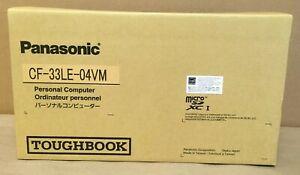 "Panasonic CF-33 Toughbook 12"" Rugged 2-in-1 i5-7300U 8GB 256GB W10P CF-33LE-04VM"