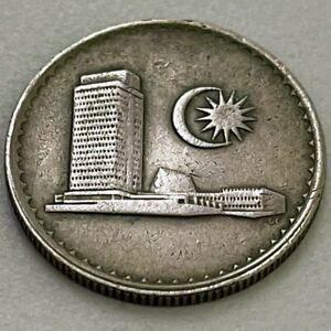1982 Malaysia 10 Sen, KM#3