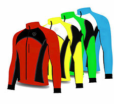 Men's Water Resistant Softshell Cycling Jackets