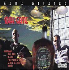 Game Related - Soak Game CD SEALED NEW OOP RARE Mac Mall Big K 1996 BAY AREA RAP