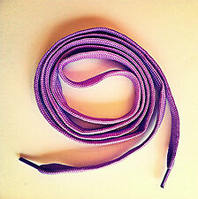 """FLAT SHOE LACES  45"""" Fashion Athletic Sneaker BOAT STRINGS TIES 5/16"""" USA SELLER"""