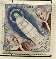 TIMBRE MONACO N°492    OBLITERES   SUR CHARNIERE