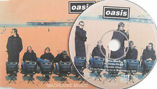 OASIS CD ROLL WITH IT 4 TRK. AUSTRIAN PICTURE DISC UNPL