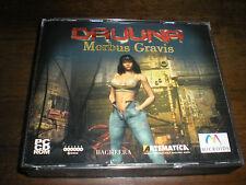 JEU PC MORBUS GRAVIS - 6 DISCS VERSION FRANCAISE
